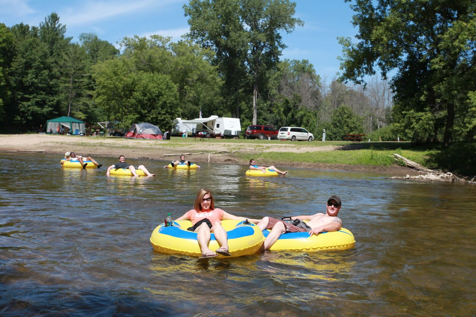 Rifle River Rv Resort And Campground Outdoor Adventures