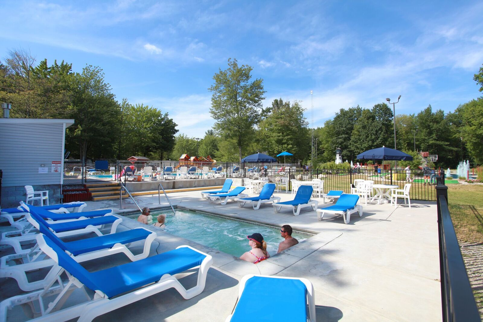 Saginaw Bay Resort Rv Parks Campgrounds Outdoor